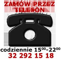 Zamów Pizzę przez telefon
